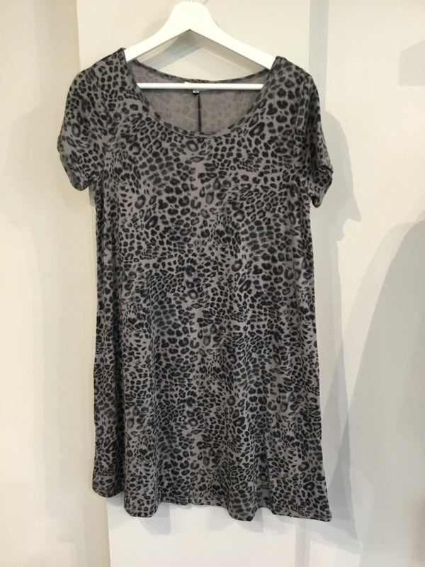 The Leopard Connor Dress