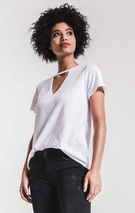 The Cut-Out Tee