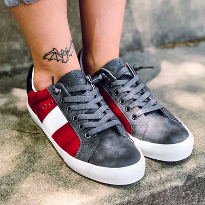 Letty Sneaker-RED GLORY