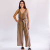 The Rachel Vertical Stripe Jumpsuit
