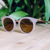 Shook PNK/BRN - Quay Sunglass