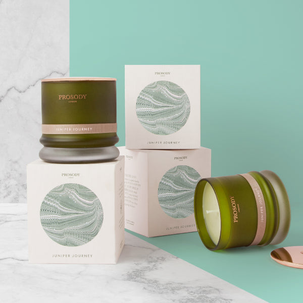 Sphere magazine: Prosody London, The New Organic Fragrance Brand