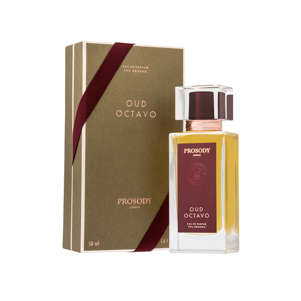 Today I'm Wearing Oud Octavo by Prosody