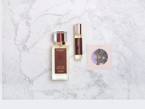 Prosody London Mocha Muscari EDP