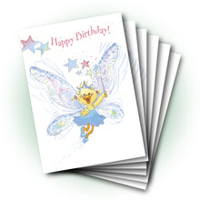 Polly Quacker Birthday Greeting Card