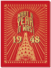 1948 What A Year It Was: Happy 71st Birthday or Anniversary Hardcover Coffee Table Book
