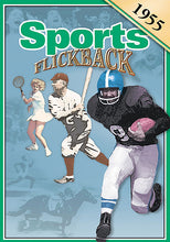 1955 Flickback Sports DVD Video Greeting Card: 63rd Birthday or Anniversary Gift
