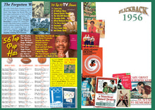 1956 Flickback DVD Video Greeting Card: 62nd Birthday or Anniversary Gift