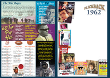 1962 Flickback DVD Video Greeting Card: Great Birthday or Anniversary Gift