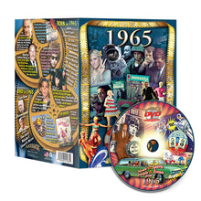 1965 Flickback DVD Video Greeting Card: Great Birthday or Anniversary Gift