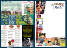 1966 Flickback DVD Video Greeting Card: Great Birthday or Anniversary Gift