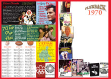 1970 Flickback DVD Video Greeting Card: 50th Birthday or Anniversary Gift