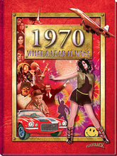 1970 What a Year It Was!: 47th Birthday or Anniversary Gift - Coffee Table Book
