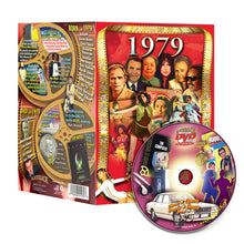 1979 Flickback DVD Video Greeting Card: 38th Birthday or Anniversary Gift
