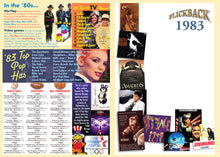 1983 Flickback DVD Video Greeting Card: Great Birthday or Anniversary Gift