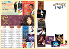 1985 Flickback DVD Video Greeting Card: 33rd Birthday or Anniversary Gift