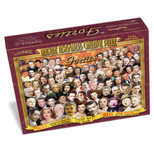 1940s Decade Flickback Newsmakers Puzzle