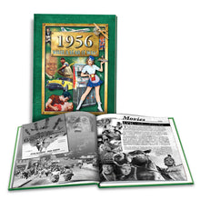 1956 What a Year It Was!: 62nd Birthday or Anniversary Gift - Coffee Table Book, 2nd edition