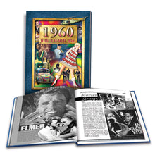 1960 What a Year It Was!: 60th Birthday or Anniversary Gift - Coffee Table Book