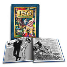 1963 What a Year It Was!: Great Birthday or Anniversary Gift - Coffee Table Book