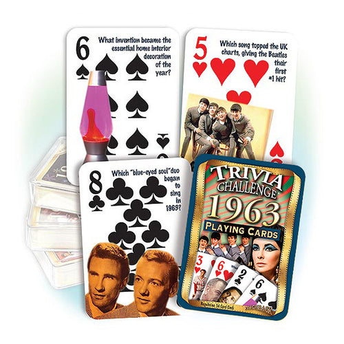Trivia Playing Cards Page 4 Flickback Media