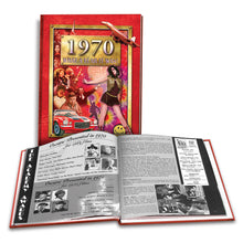 1970 What a Year It Was!: 50th Birthday or Anniversary Gift - Coffee Table Book