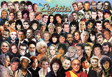 1980s Decade Flickback Newsmakers Puzzle