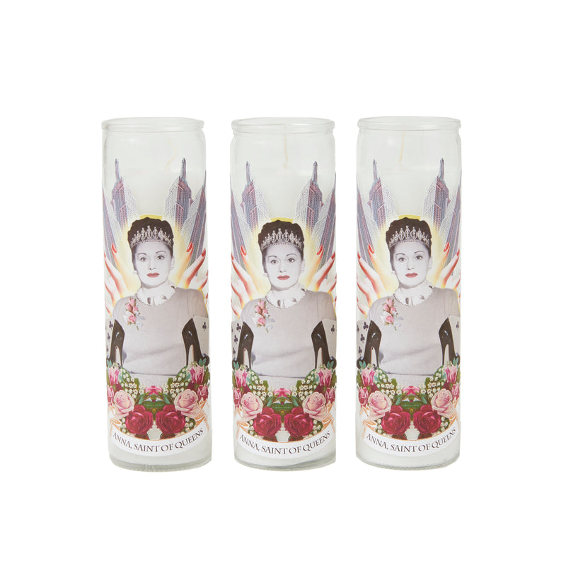 Mob Queens: Anna Prayer Candle