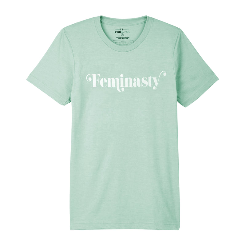 Feminasty: Lit T-shirt