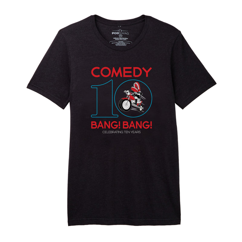 Comedy Bang Bang: 10th Anniversary T-shirt