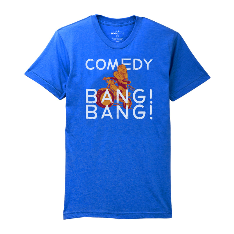 Comedy Bang Bang: Logo Refresh T-shirt