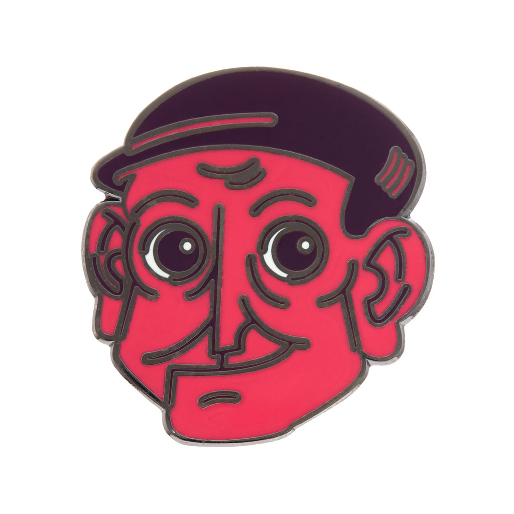 CBB Don Dimello Enamel Pin