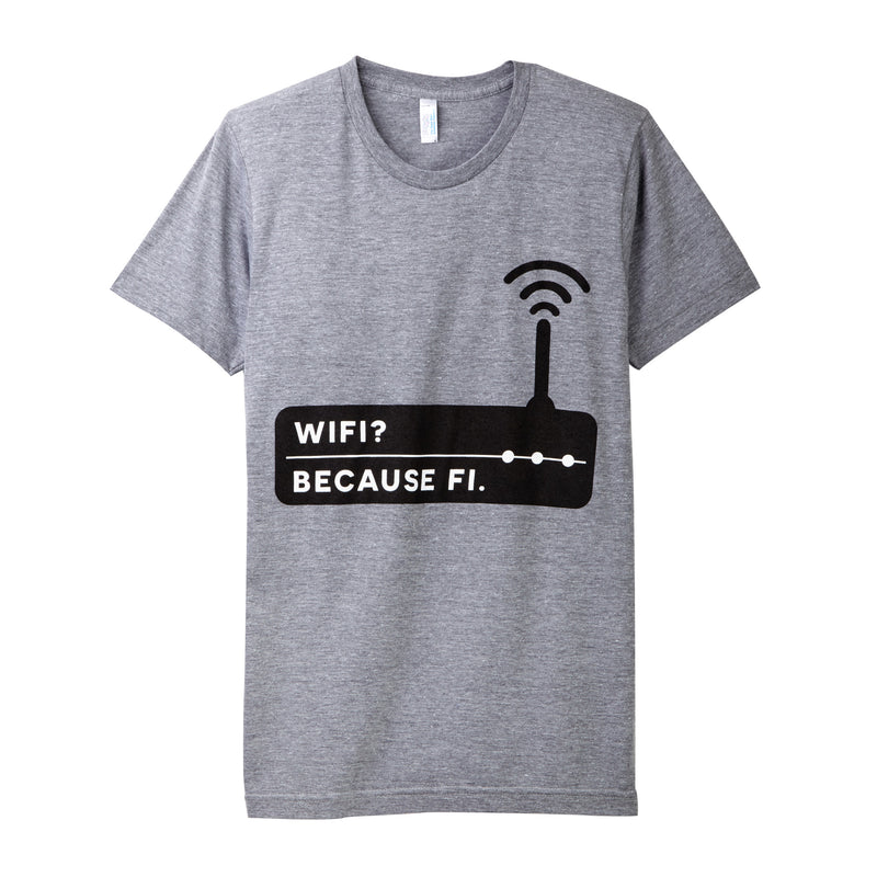 Comedy Bang! Bang! Harris Wittels WiFi T-shirt