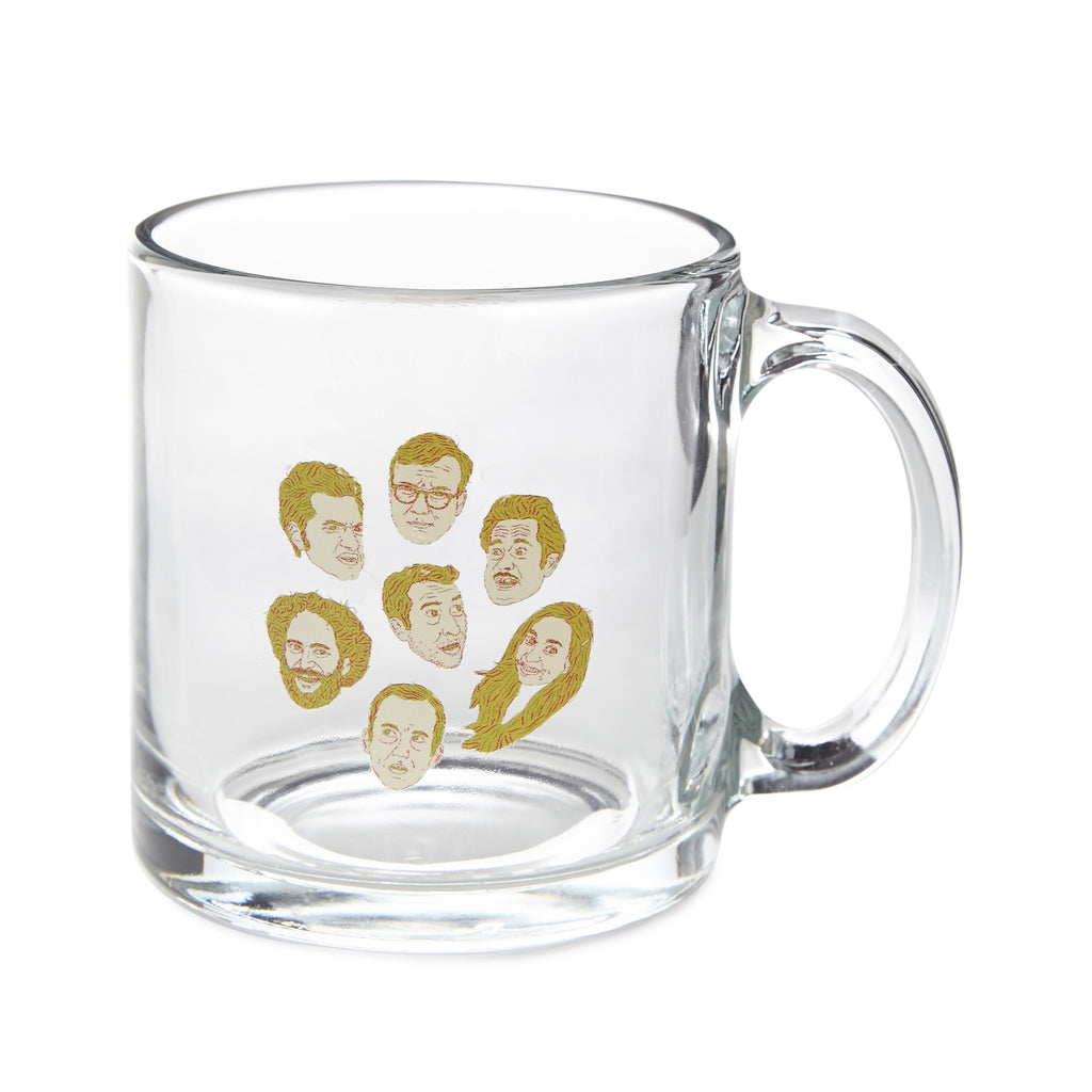 Comedy Bang Bang: Glass Mug