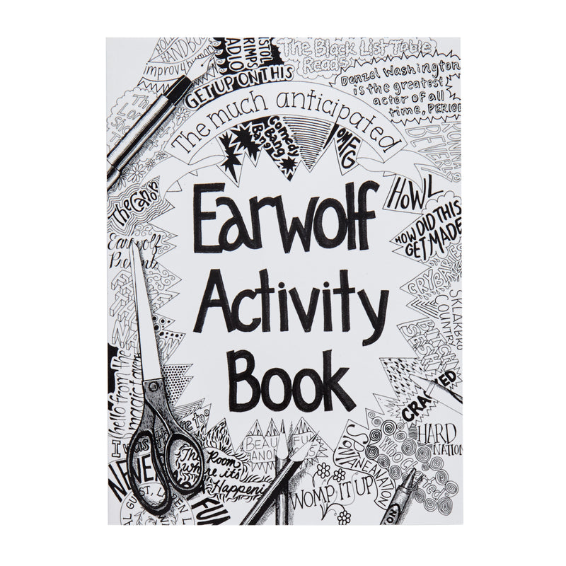 Earwolf Activity Book