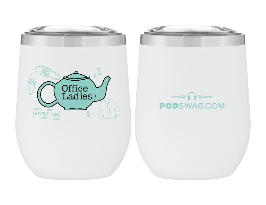 Office Ladies: Teapot Tumbler