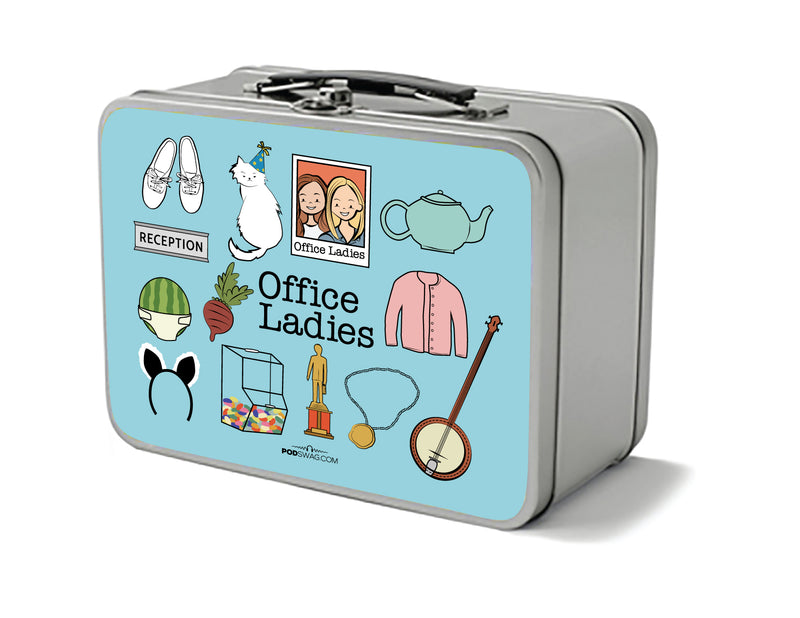 Office Ladies: Lunchbox
