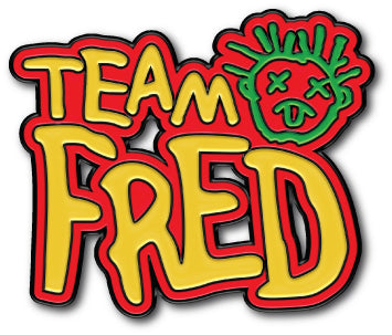 How Did This Get Made: Team Fred Pin