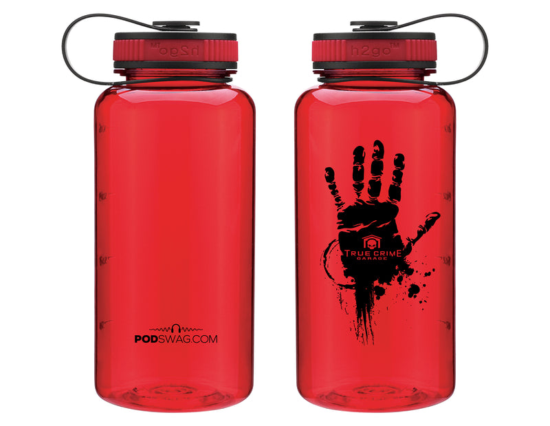 True Crime Garage: Handprint Bottle (Bottle ONLY, no pen)