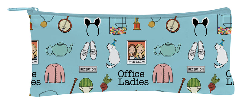 Office Ladies: Pencil Pouch