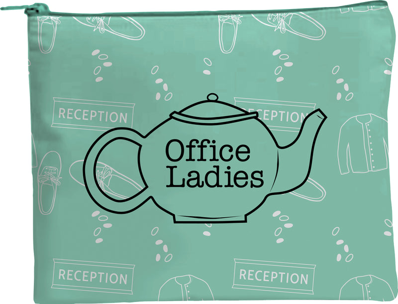 Office Ladies: Teapot Pouch