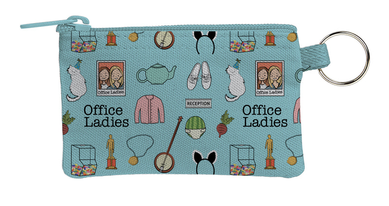Office Ladies: Icons Coin Purse