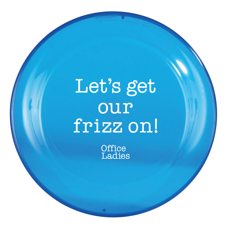 Office Ladies: Frizz On Frisbee