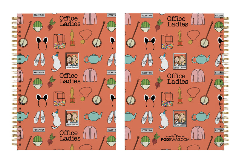 Office Ladies: Icons Notebook