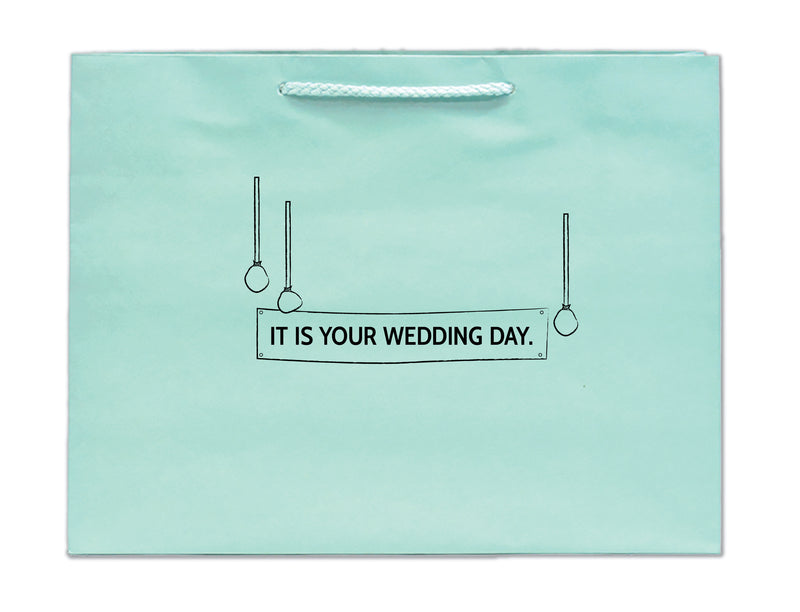 Office Ladies: Wedding Gift Bag