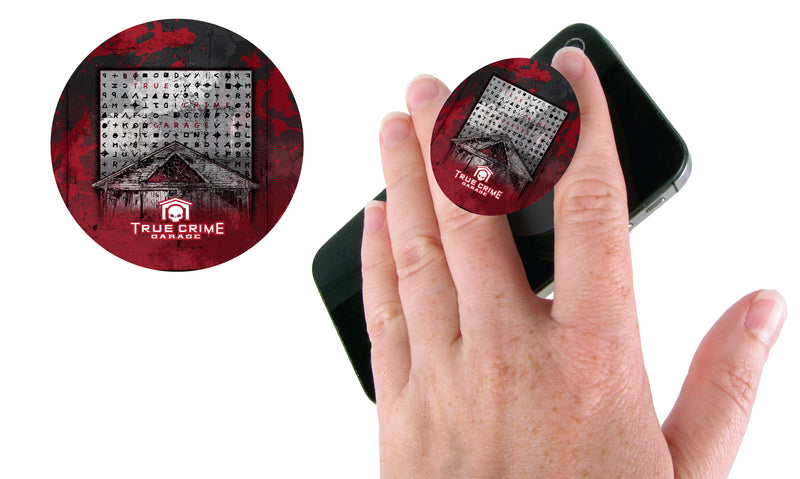 True Crime Garage: PopSocket