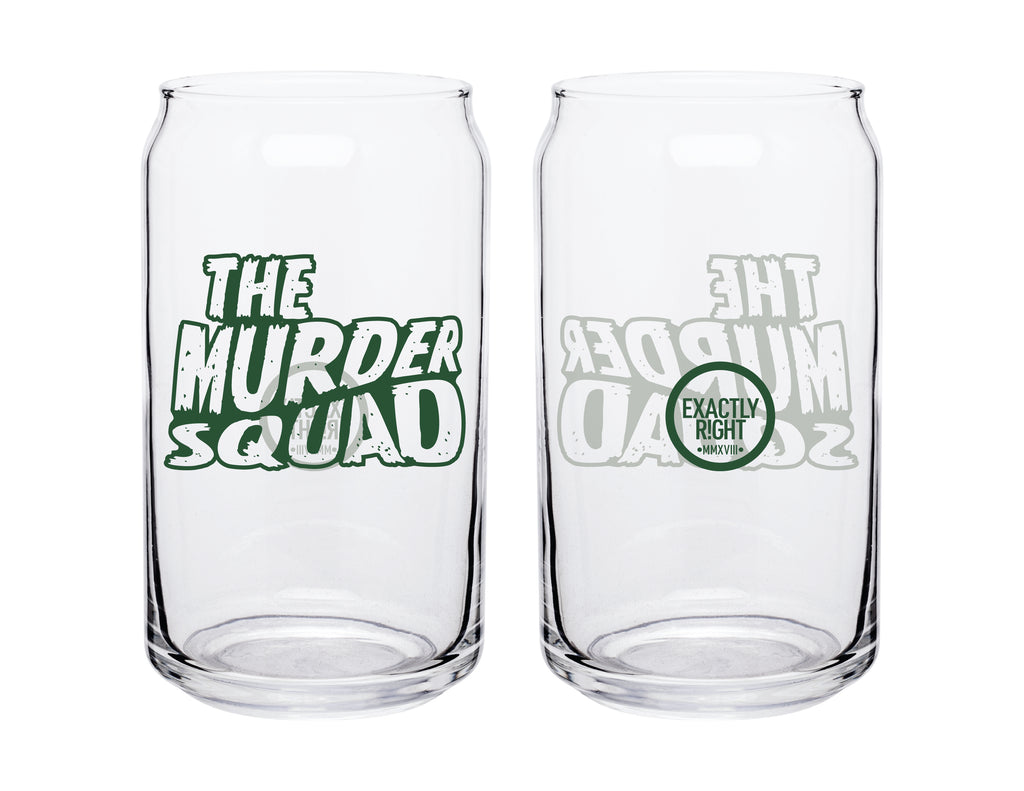 Jensen & Holes: The Murder Squad Mystery Glass