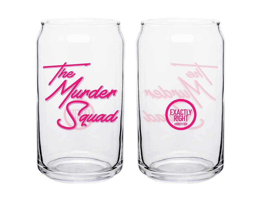Jensen & Holes: The Murder Squad Torino Glass