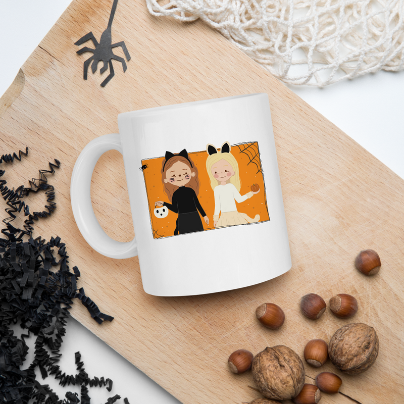 Office Ladies: Halloween Mug