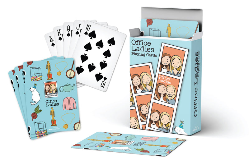 Office Ladies: Playing Cards